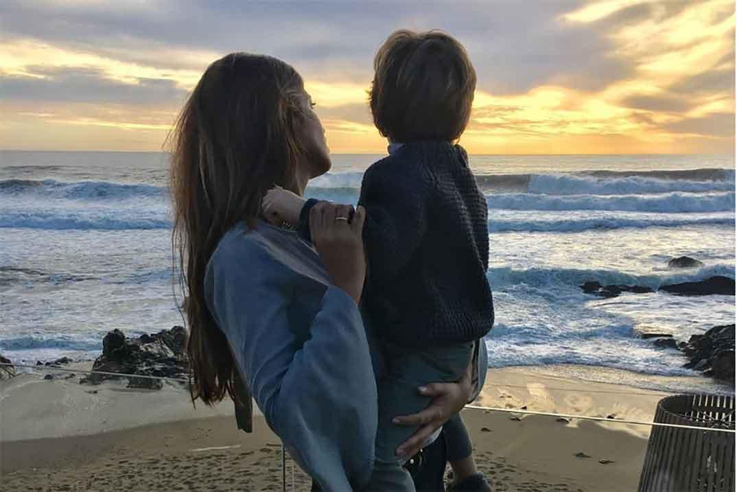 Sara Carbonero abre su álbum personal para felicitar a su hijo Martín