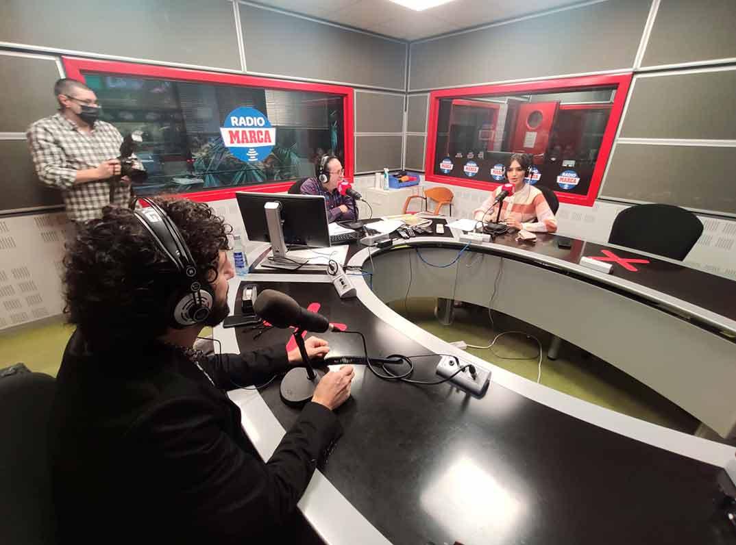 Sara Carbonero © Radio Marca