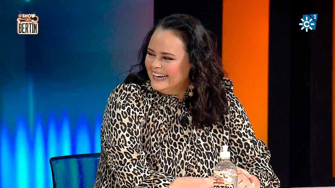 Shaila Dúrcal- El show de Bertín © Canal Sur