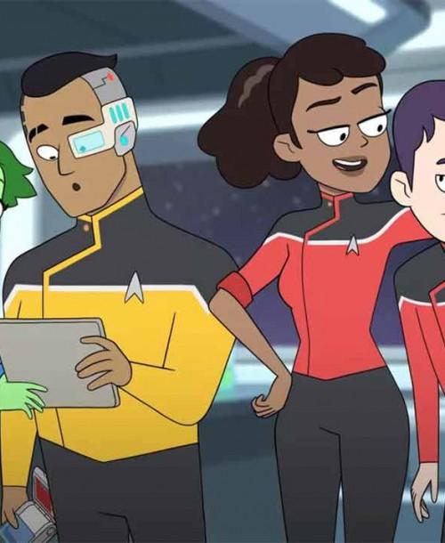 'Star Trek: Lower Decks', estreno en Amazon Prime