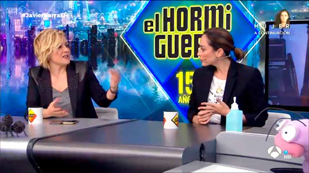 Tamara Falcó - El Hormiguero © Atresmedia