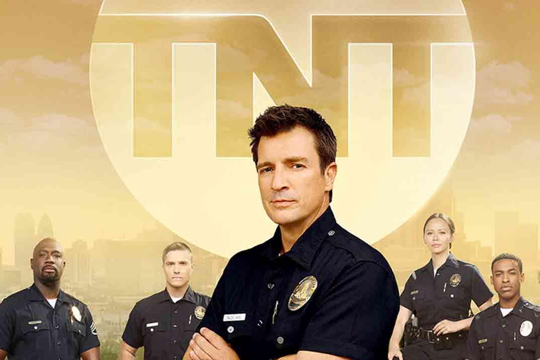 «The Rookie» Estreno de la Temporada 3 en TNT