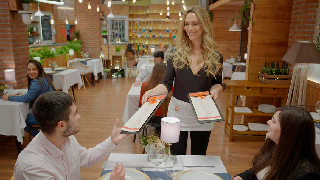 First Dates © Telecinco