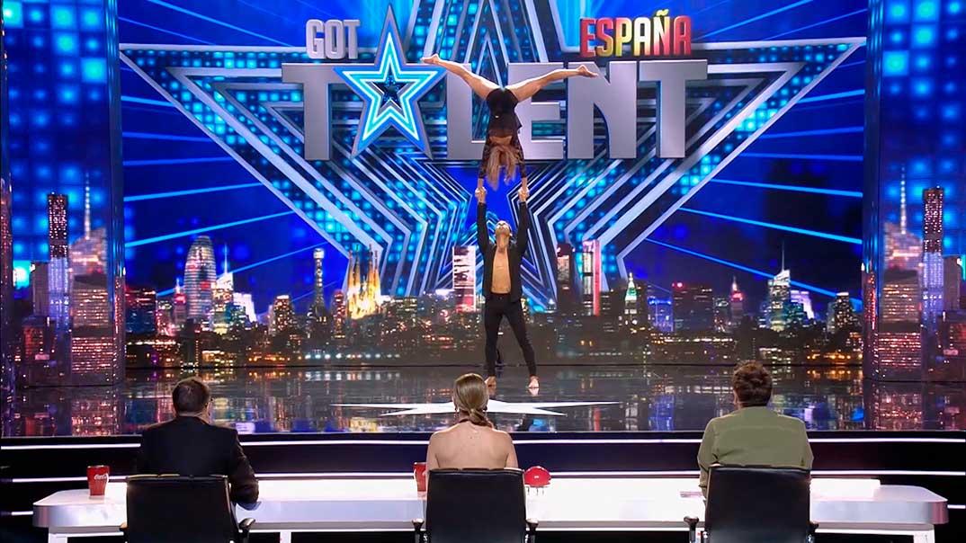 Edurne, Dani Martín y Risto Mejide - Got Talent España © Telecinco