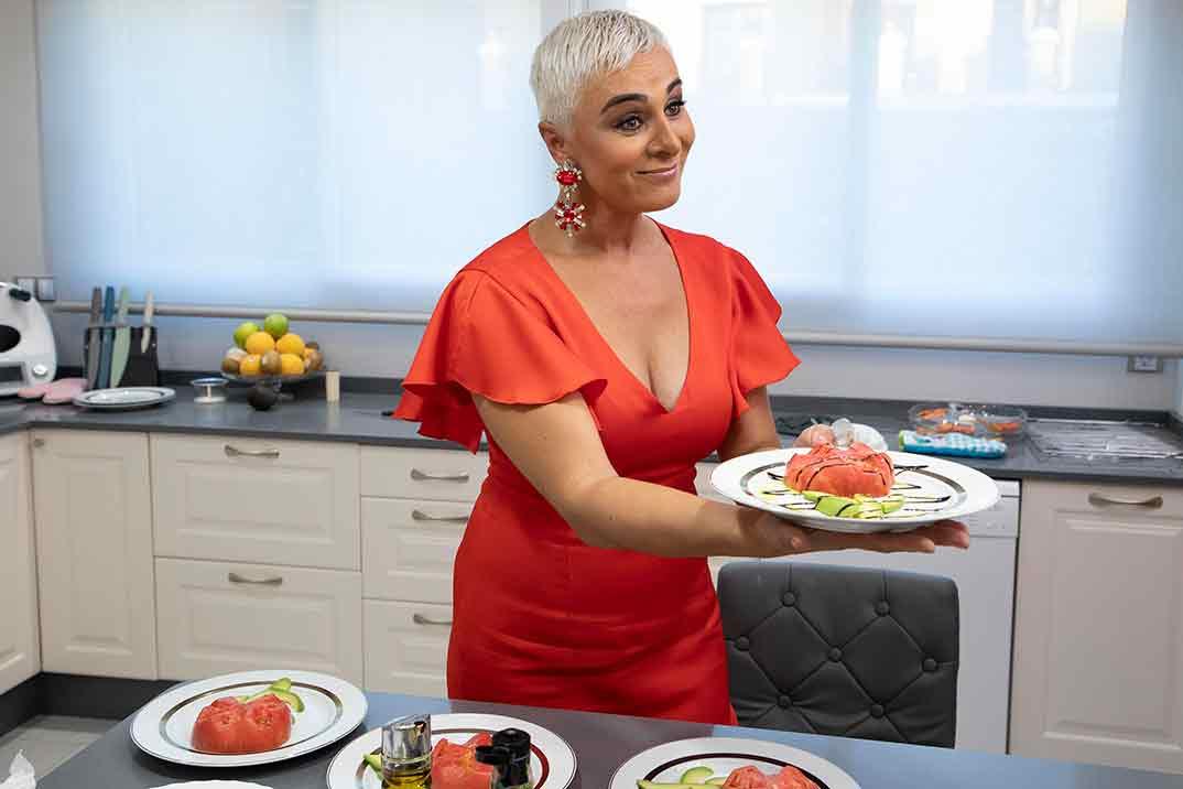 Ana María Aldón- Ven a cenar conmigo. Gourmet Edition © Telecinco