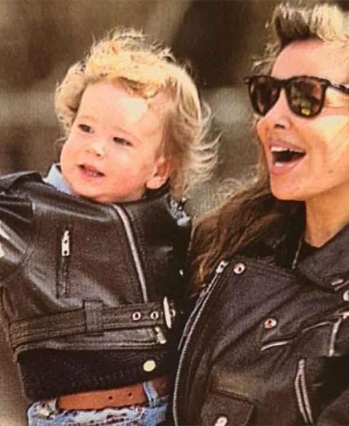 Las inéditas imágenes de Ana Obregón con Alessandro Lequio y su hijo Alex en el zoo