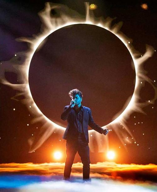 Blas Cantó ya tiene canción para Eurovisión 2021: 'Voy a quedarme'
