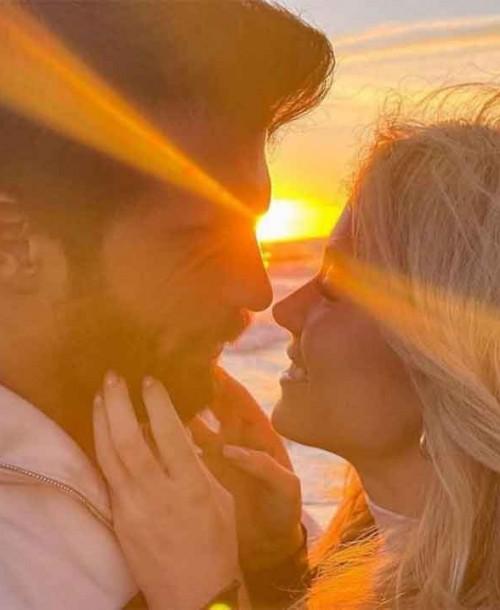 La novia de Can Yaman, pillada besando a otro hombre