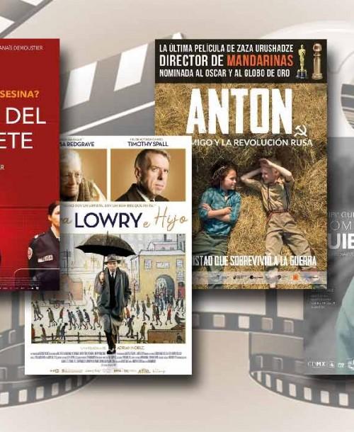 Estrenos de Cine de la Semana… 12 de Febrero 2021