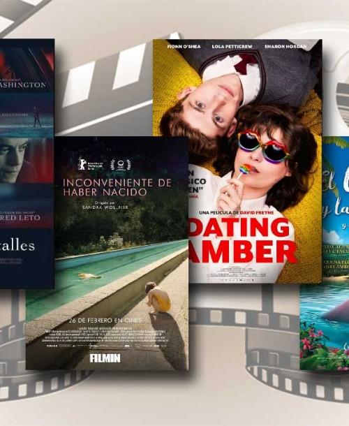 Estrenos de Cine de la Semana… 26 de Febrero 2021