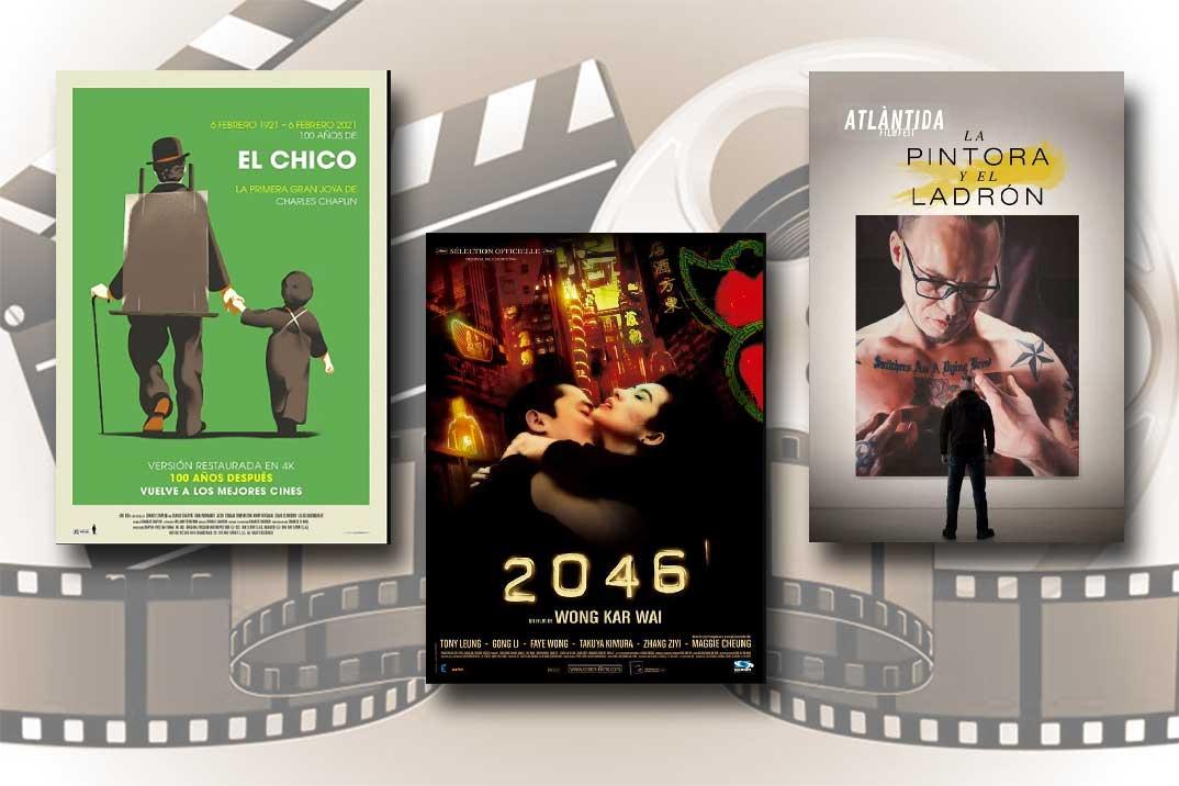 Estrenos de Cine de la Semana… 5 de Febrero 2021