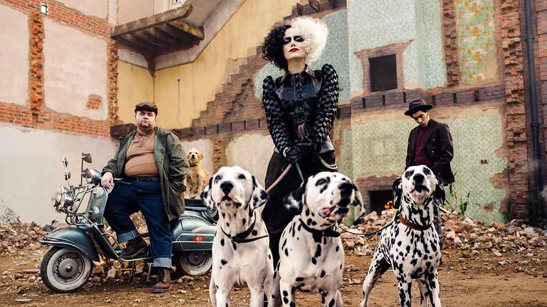 Emma Stone - Cruella © Disney