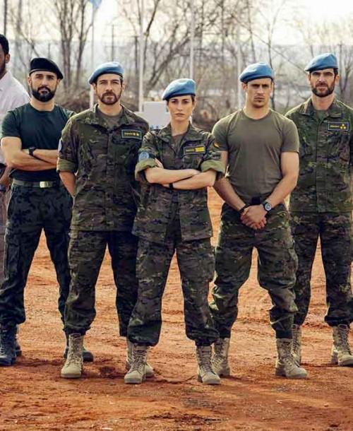 'Fuerzas de paz', la nueva serie de La 1