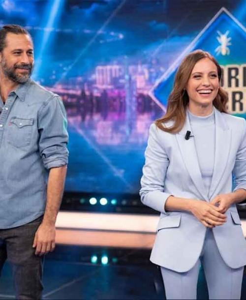 Michelle Jenner y Hugo Silva desvelan los secretos del rodaje de 'Los hombres de Paco'