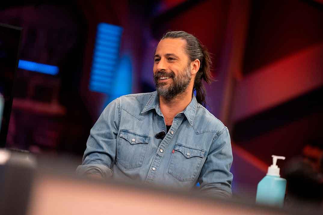 Hugo Silva - El Hormiguero © Antena 3