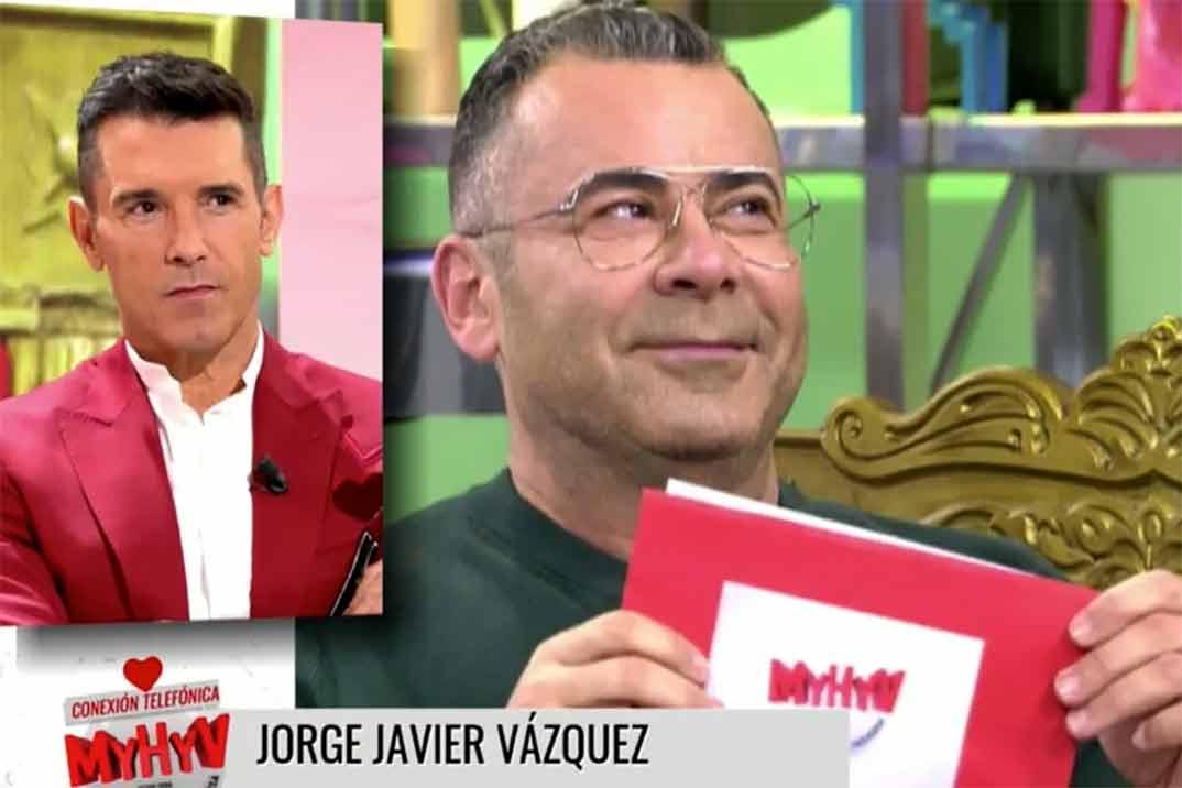 Jorge Javier Vázquez buscará el amor en 'Mujeres y Hombres y Viceversa'
