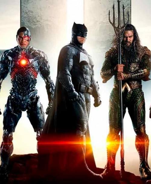 'La Liga de la Justicia' de Zack Snyder – Estreno en HBO