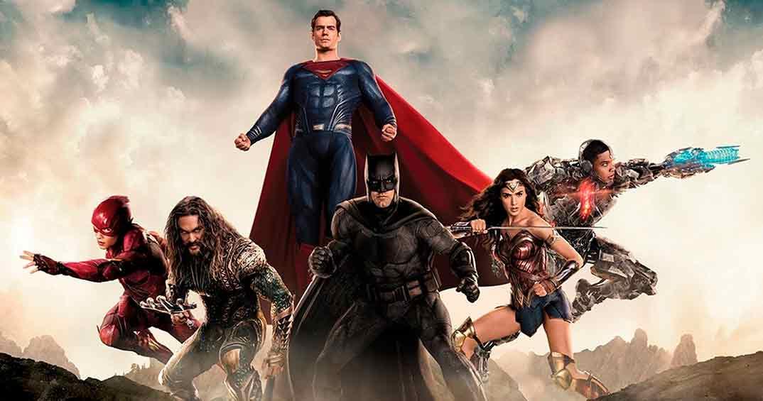 'La Liga de la Justicia' de Zack Snyder © HBO