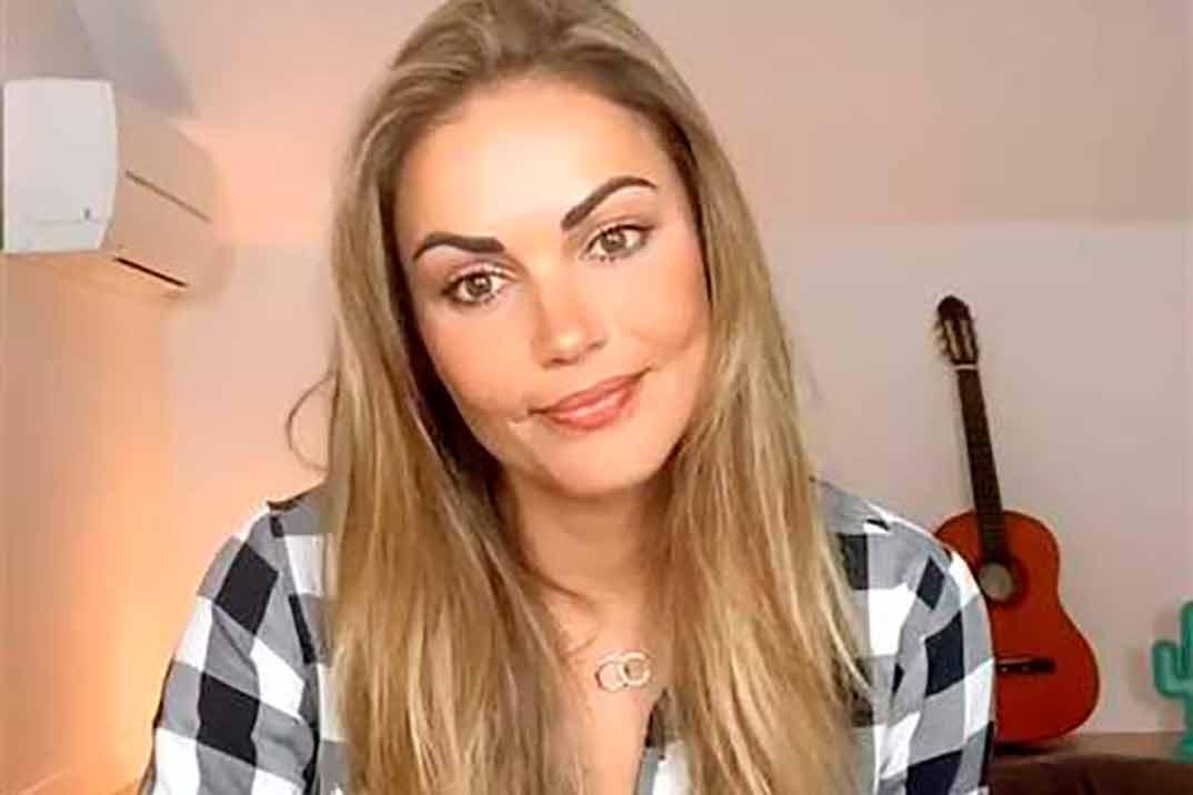 El sorprendente cambio de look de Lara Álvarez
