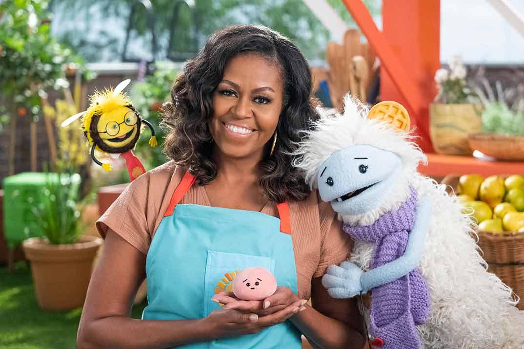 'Gofre + Mochi', la nueva serie familiar de Michelle Obama – Fecha de Estreno y Trailer