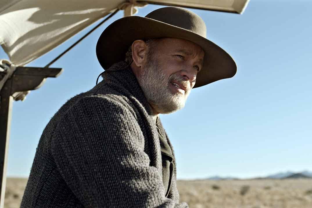 'Noticias del gran mundo', el western protagonizado por Tom Hanks, estreno en Netflix