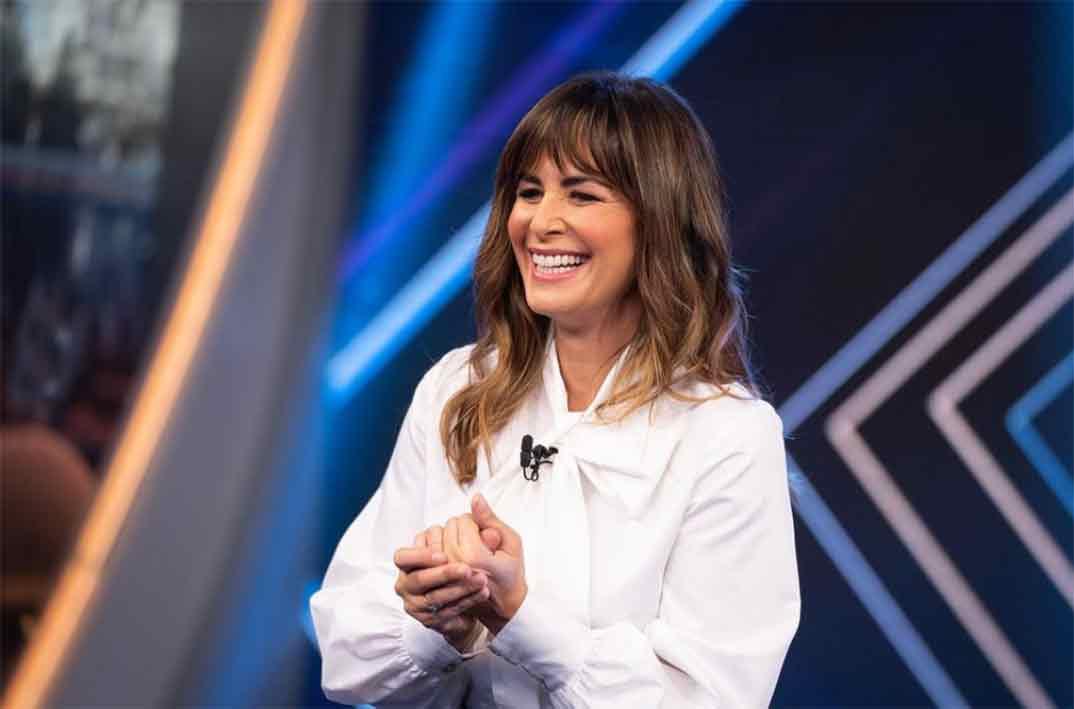 Nuria Roca - El Hormiguero © Antena 3