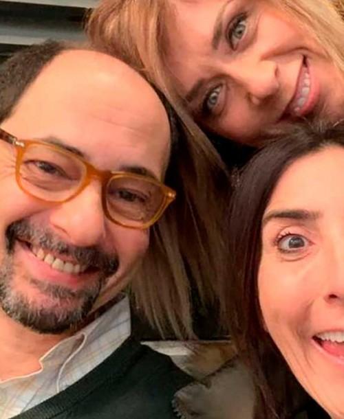 Paz Padilla revela cómo se encuentra su amigo Jordi Sánchez