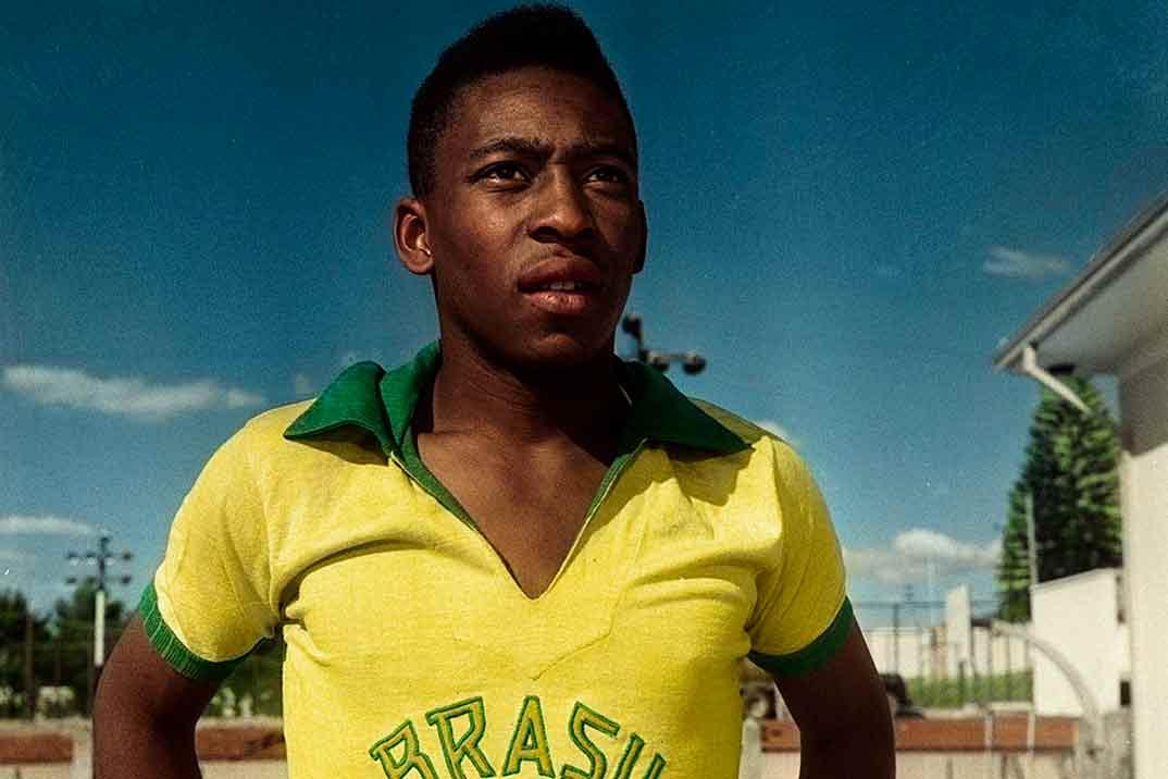 'Pelé', el documental, estreno en Netflix