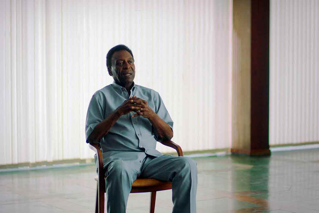 Pelé, el documental © Netflix