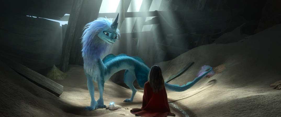 Raya y el último dragón © Disney