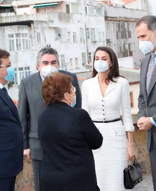 Los Reyes viajan a Cáceres para inaugurar el Museo de Arte Contemporáneo de la Fundación Helga de Alvear