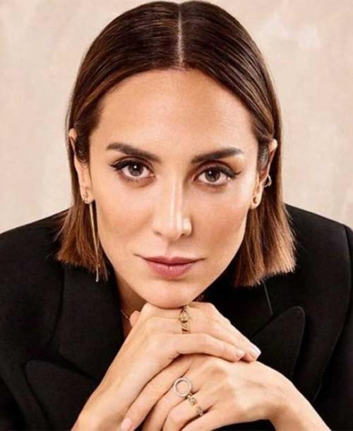 Tamara Falcó triunfa con un total look de H&M