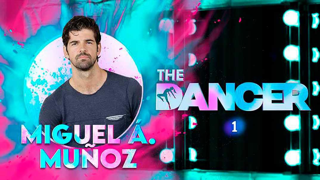 Miguel Ángel Muñoz- The Dancer © RTVE