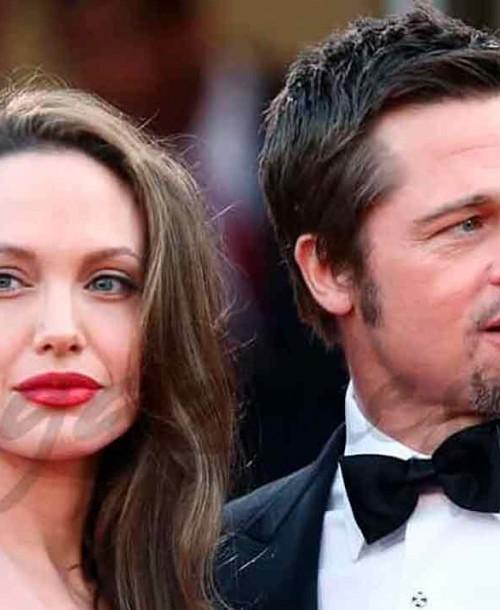 Angelina Jolie demanda a Brad Pitt por violencia doméstica