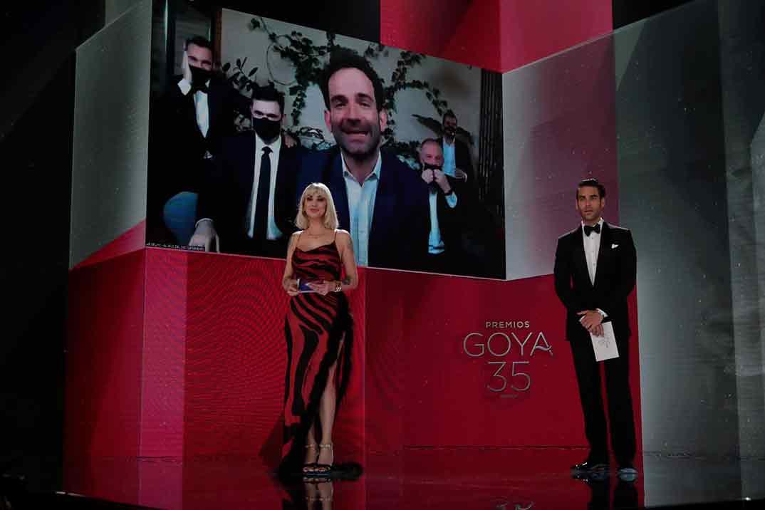El año del descubrimiento, de Luis López Carrasco Ganador Goya Mejor Película Documental ©Miguel Córdoba – Cortesía de la Academia de Cine (2)