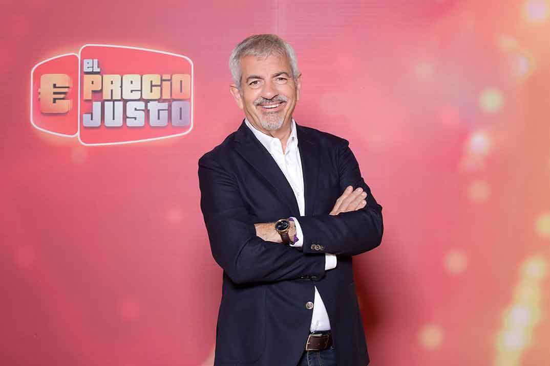 'El Precio Justo' con Carlos Sobera – Estreno en Telecinco