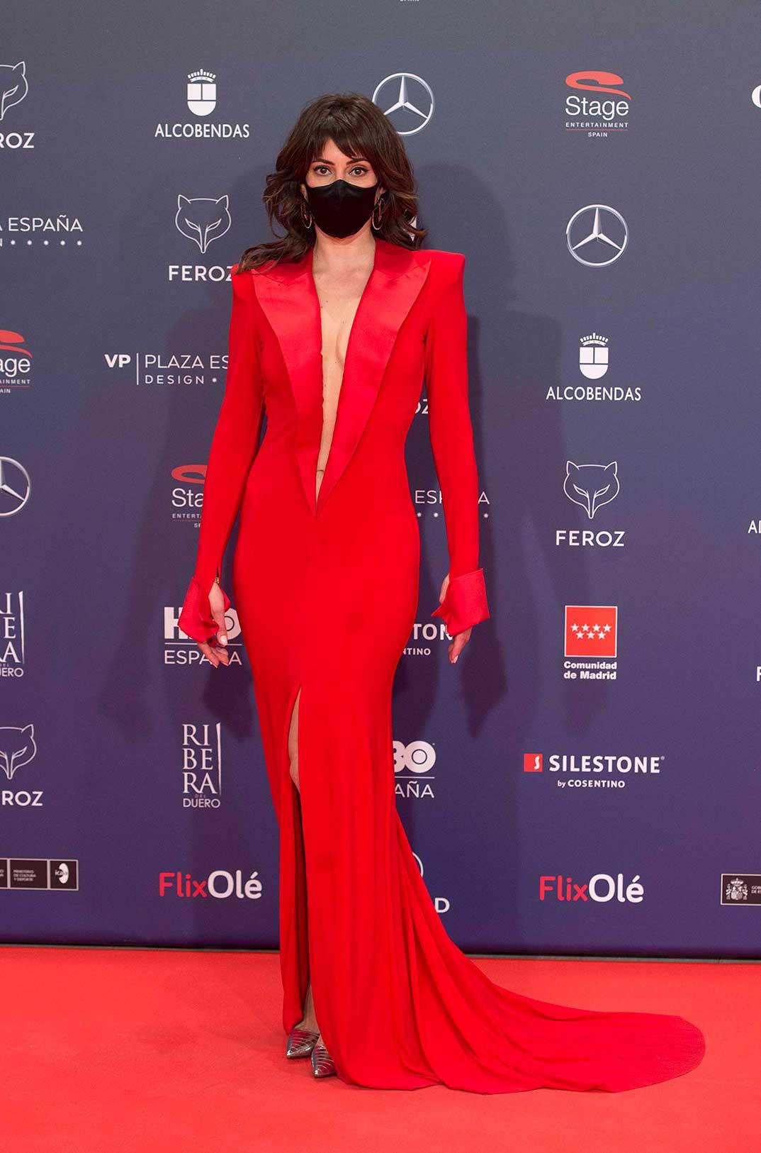 Eva Ugarte © Premios Feroz/Alberto Ortega