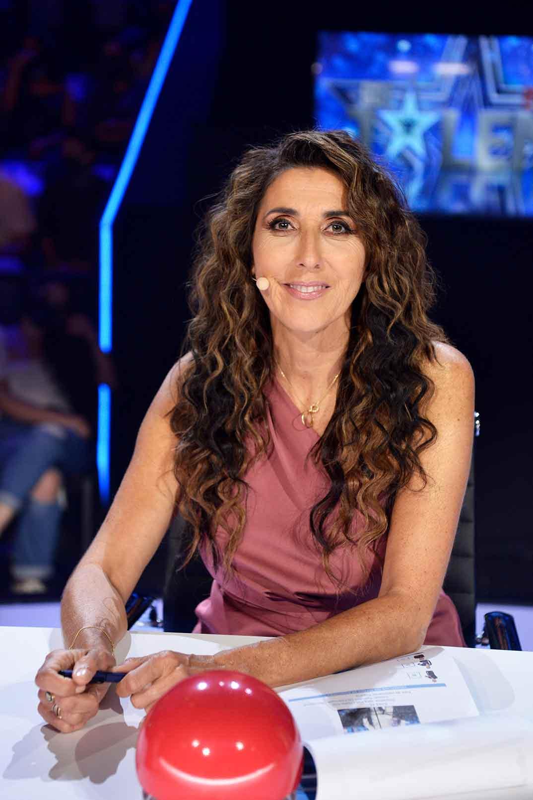 Paz Padilla - Got Talent 6- Semifinal © Mediaset