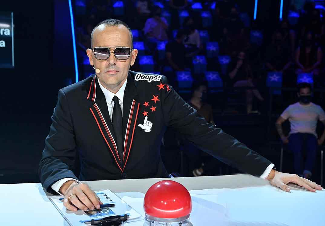 Risto Mejide - Got Talent 6- Semifinal © Mediaset