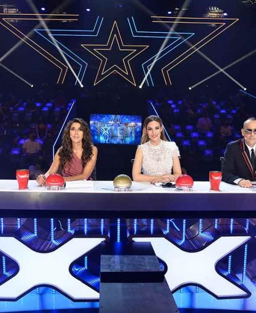 Paz Padilla se incorpora a las semifinales de 'Got Talent España'