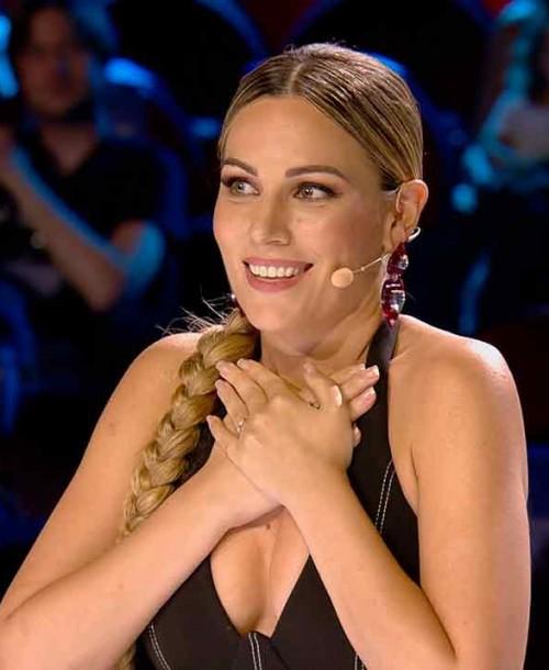 Paz Padilla envía un emotivo vídeo explicando su ausencia en 'Got Talent España'