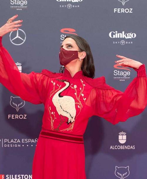 Premios Feroz 2021: Los mejores looks de la alfombra roja