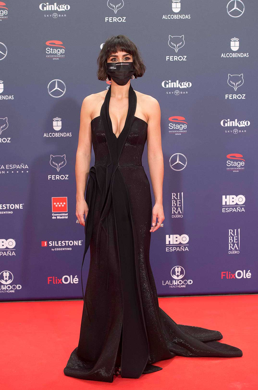 Megan Montaner © Premios Feroz/Alberto Ortega