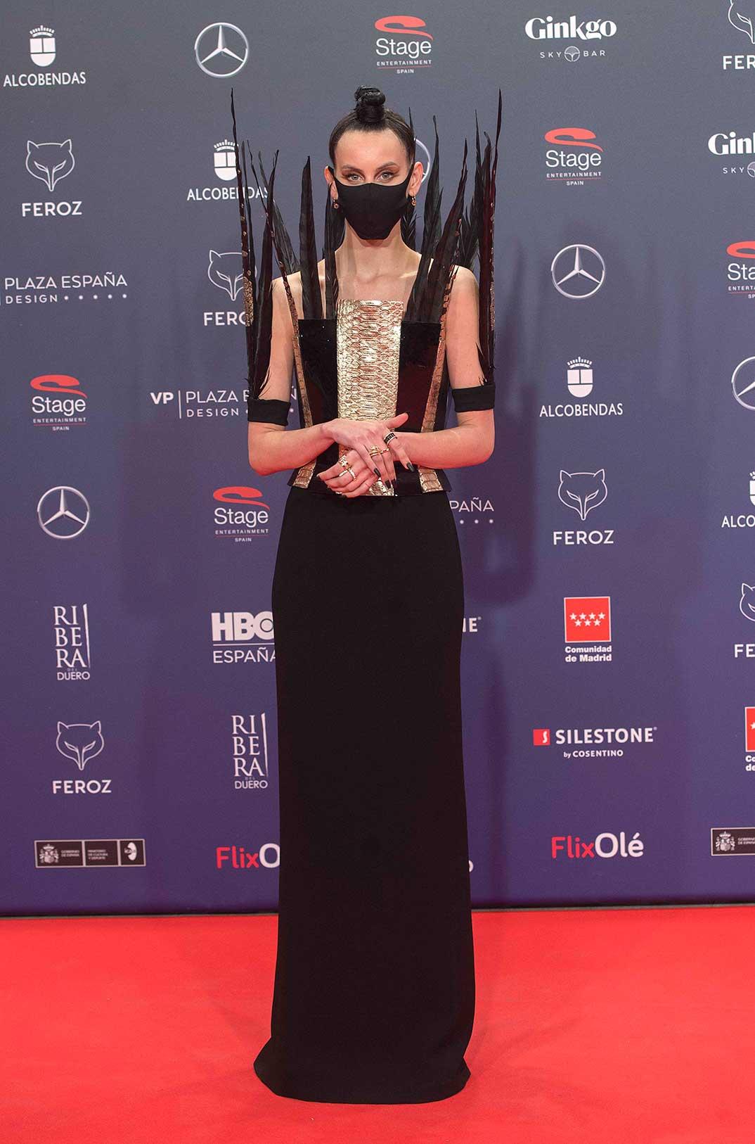 Milena Smit © Premios Feroz/Alberto Ortega