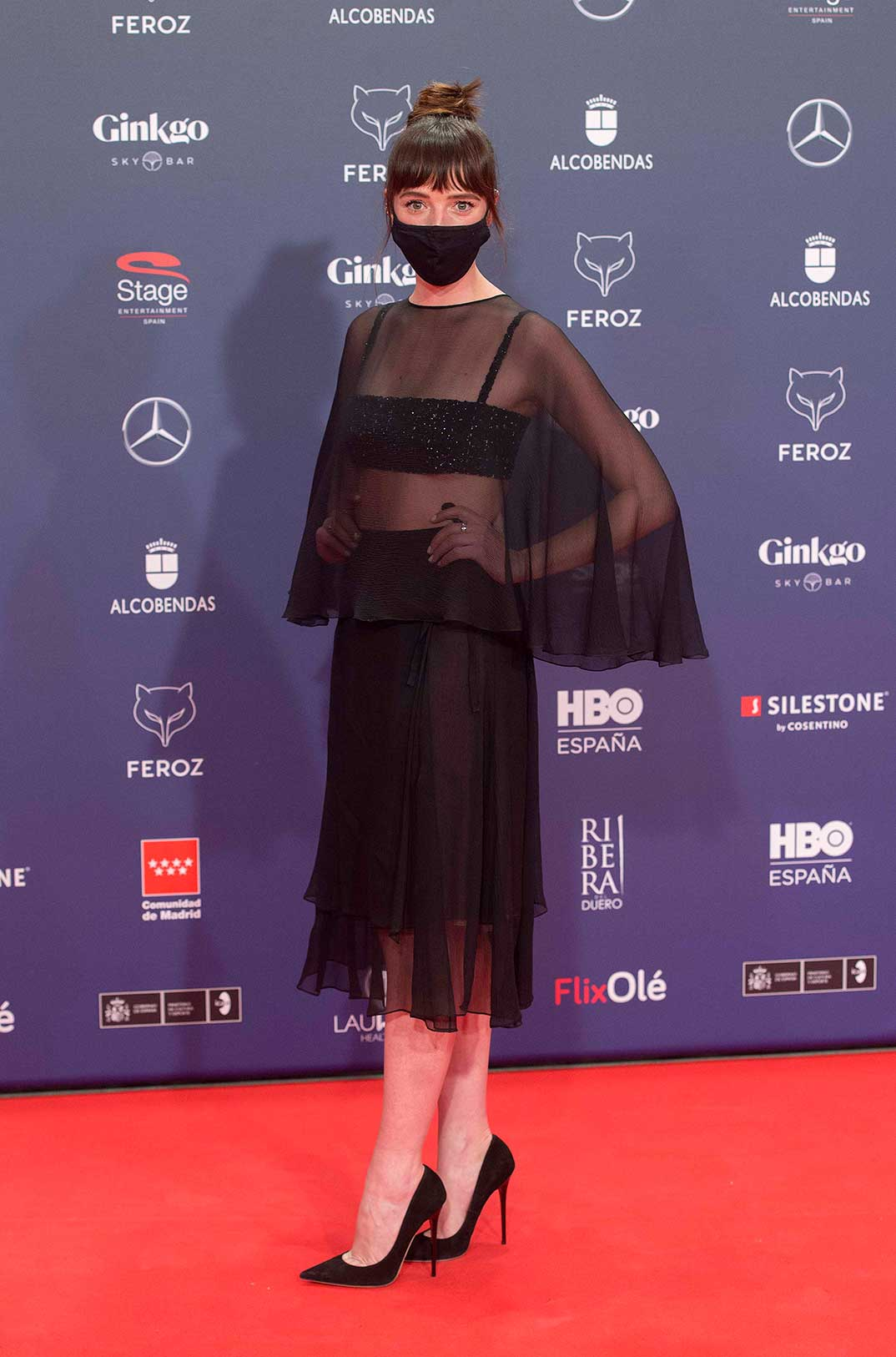 Susana Abaitua © Premios Feroz/Alberto Ortega