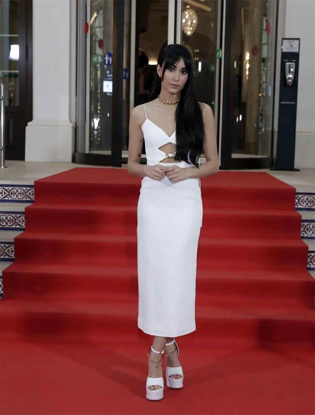 Aitana Ocaña - Premios Goya 2021 @academiadecine