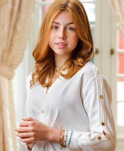 Alexia de Holanda será compañera de la princesa Leonor
