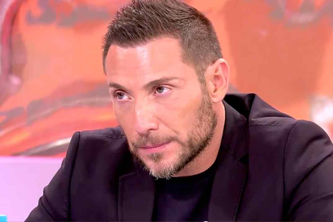 Antonio David Flores, despedido de Telecinco tras el testimonio de Rocío Carrasco