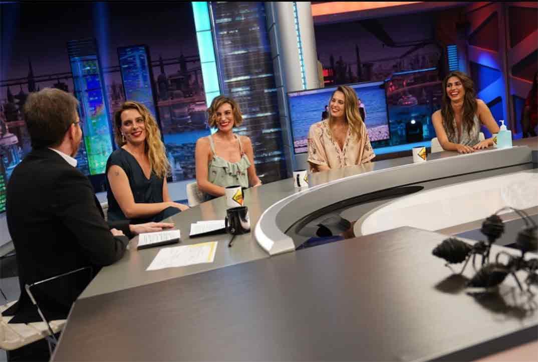 La hijas de Bertín Osborne - El Hormiguero © Antena 3