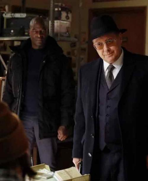 """The Blacklist"" – Temporada 8 Capítulo 9: The Cyranoid"